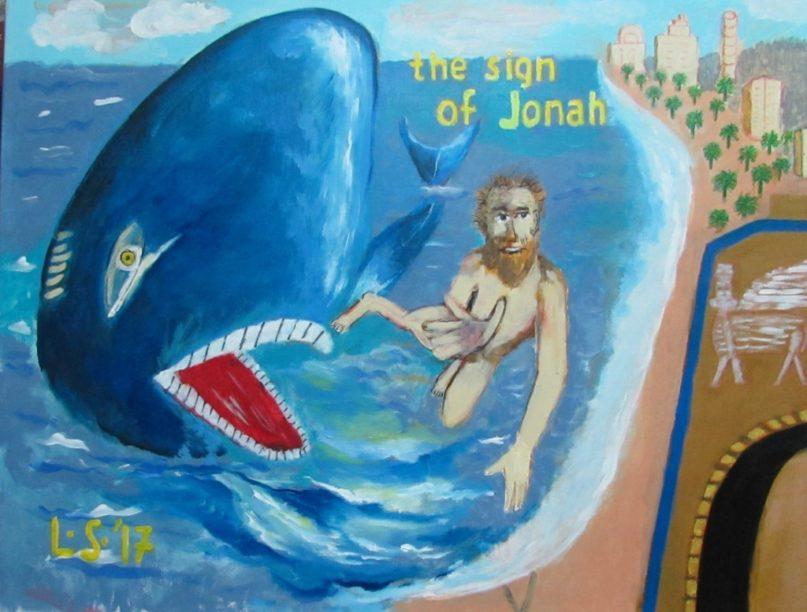 Lukisan CXXVI – The Sign of Jonah
