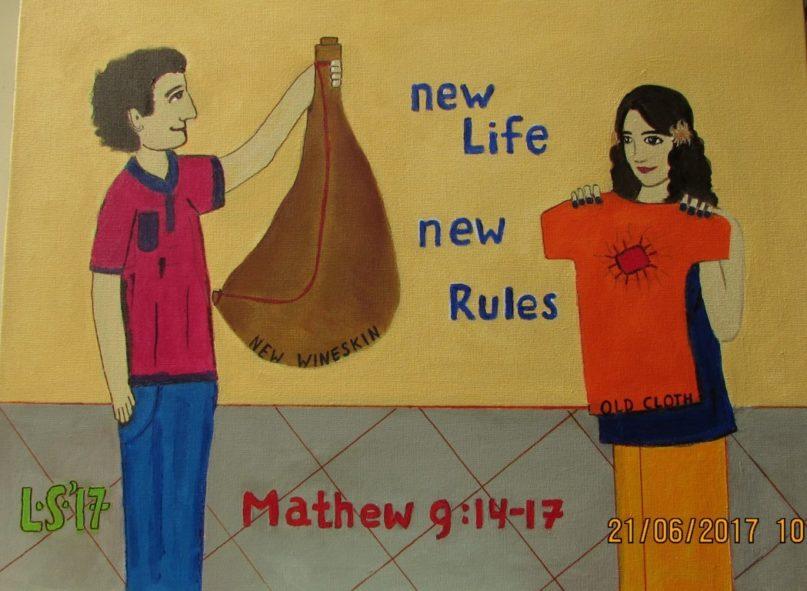 Lukisan CXXXIII – New Life, New Rules