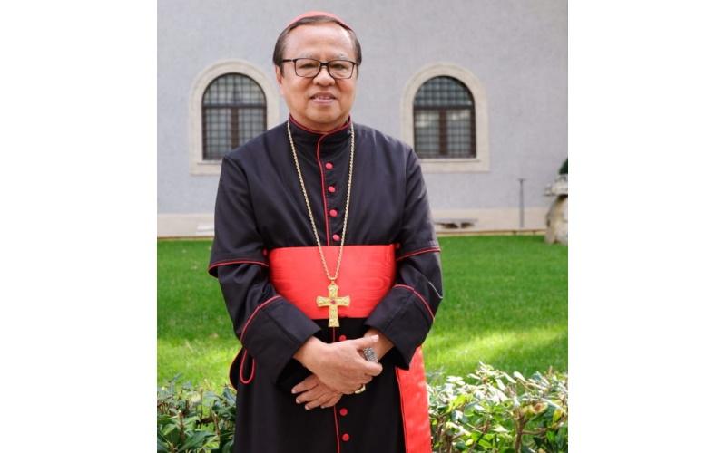 Kardinal Suharyo pada Hari Pentakosta: Jangan jadi Gereja yang Mandeg