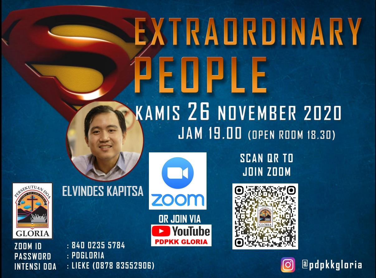SUPER POWER, 26 November 2020