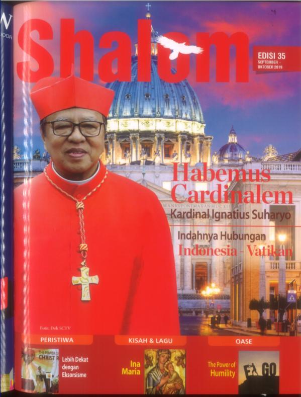 Majalah Shalom Edisi 35