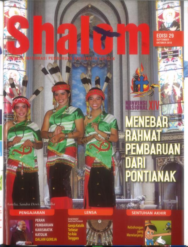 Majalah Shalom Edisi 29