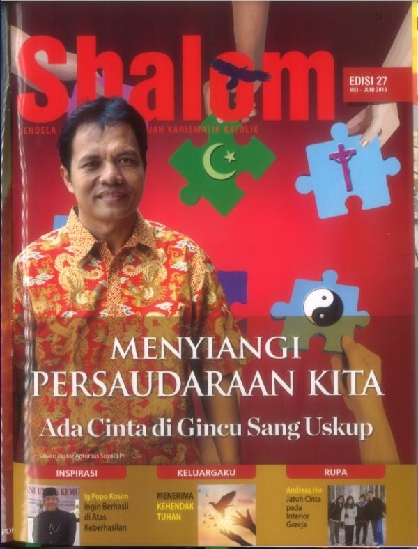 Majalah Shalom Edisi 27