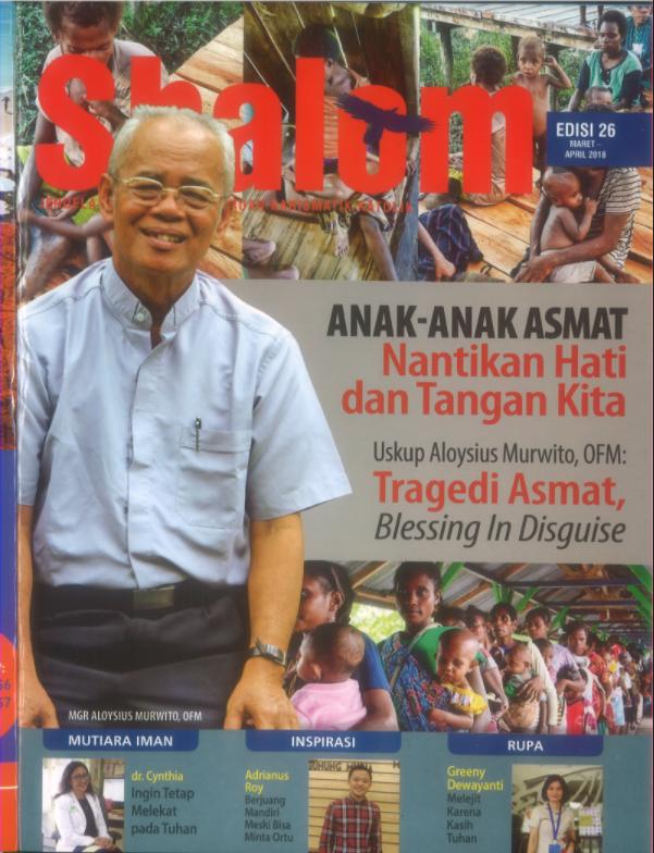 Majalah Shalom Edisi 26