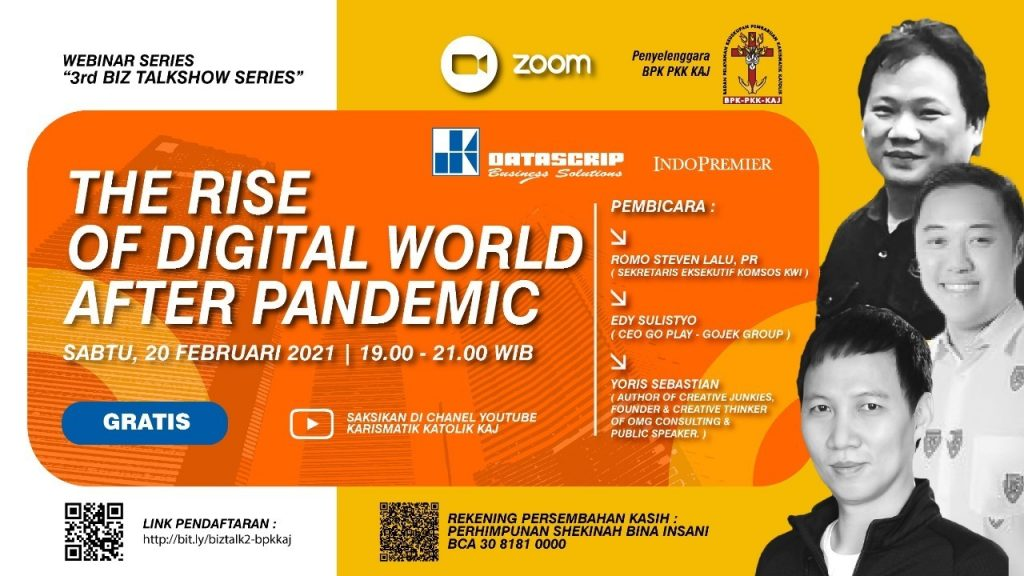 The Rise Of Digital World After Pandemic