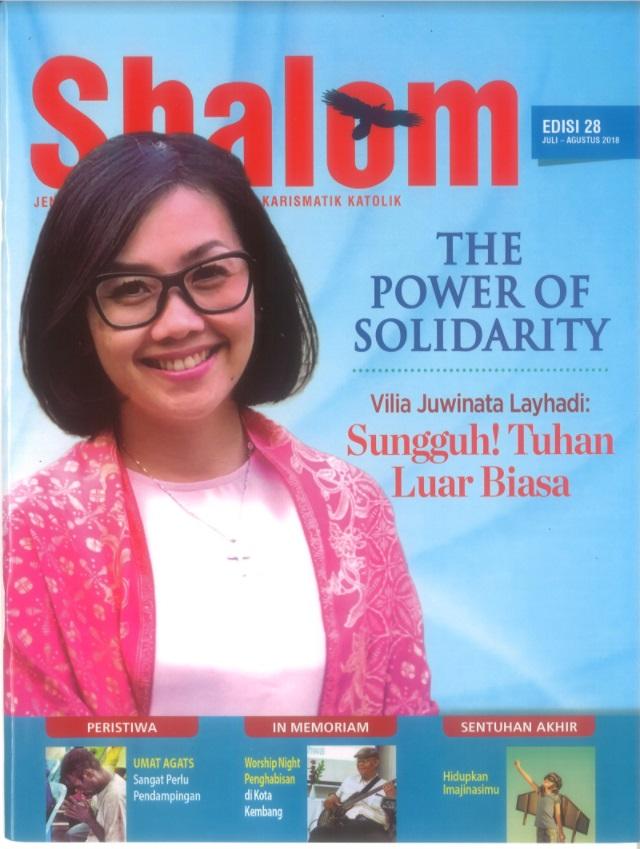Majalah Shalom Edisi 28
