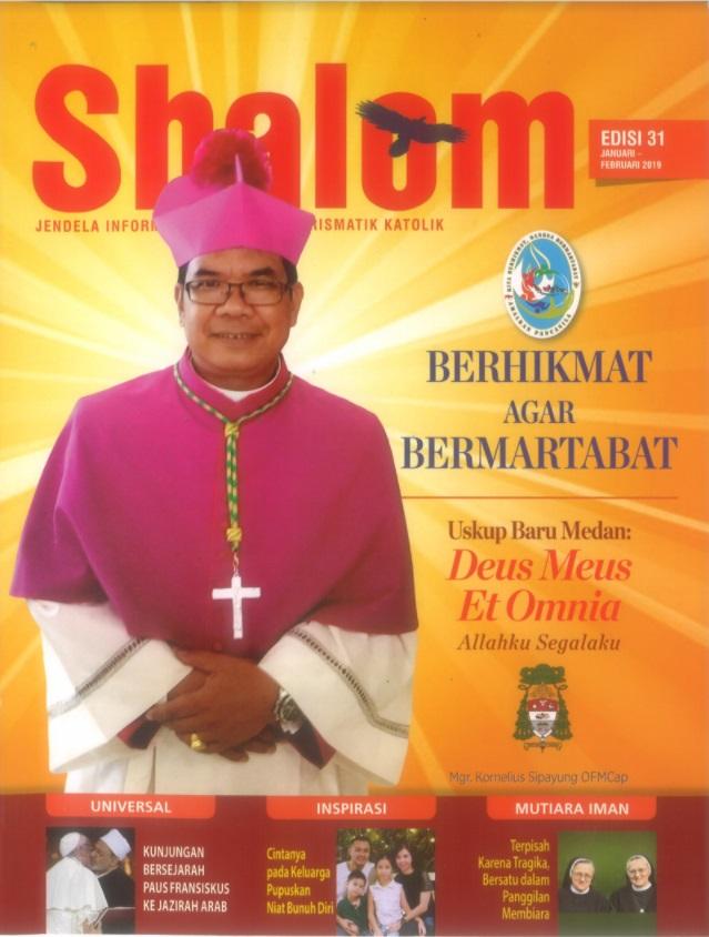 Majalah Shalom Edisi 31