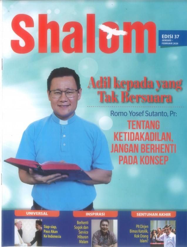 Majalah Shalom Edisi 37