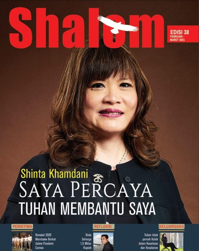 Majalah Shalom Edisi 38