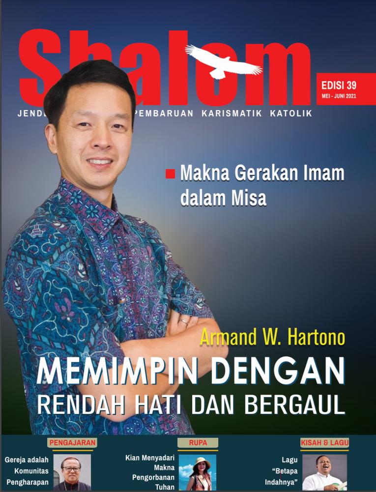 Majalah Shalom Edisi 39